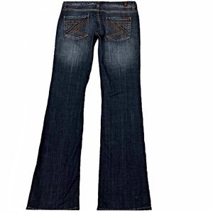 7 For All Mankind Flynt 29X33 Bootcut Jeans